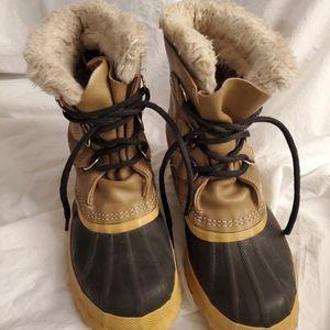 SOREL Boots Womens 8